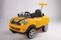 Preview: Kinder Push Buggy Mini Cooper gelb