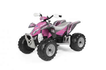 Elektroquad Peg-Pérego POLARIS Outlaw Pink Power