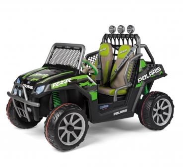Kinder Geländewagen Peg-Pérego POLARIS RANGER RZR Green Shadow