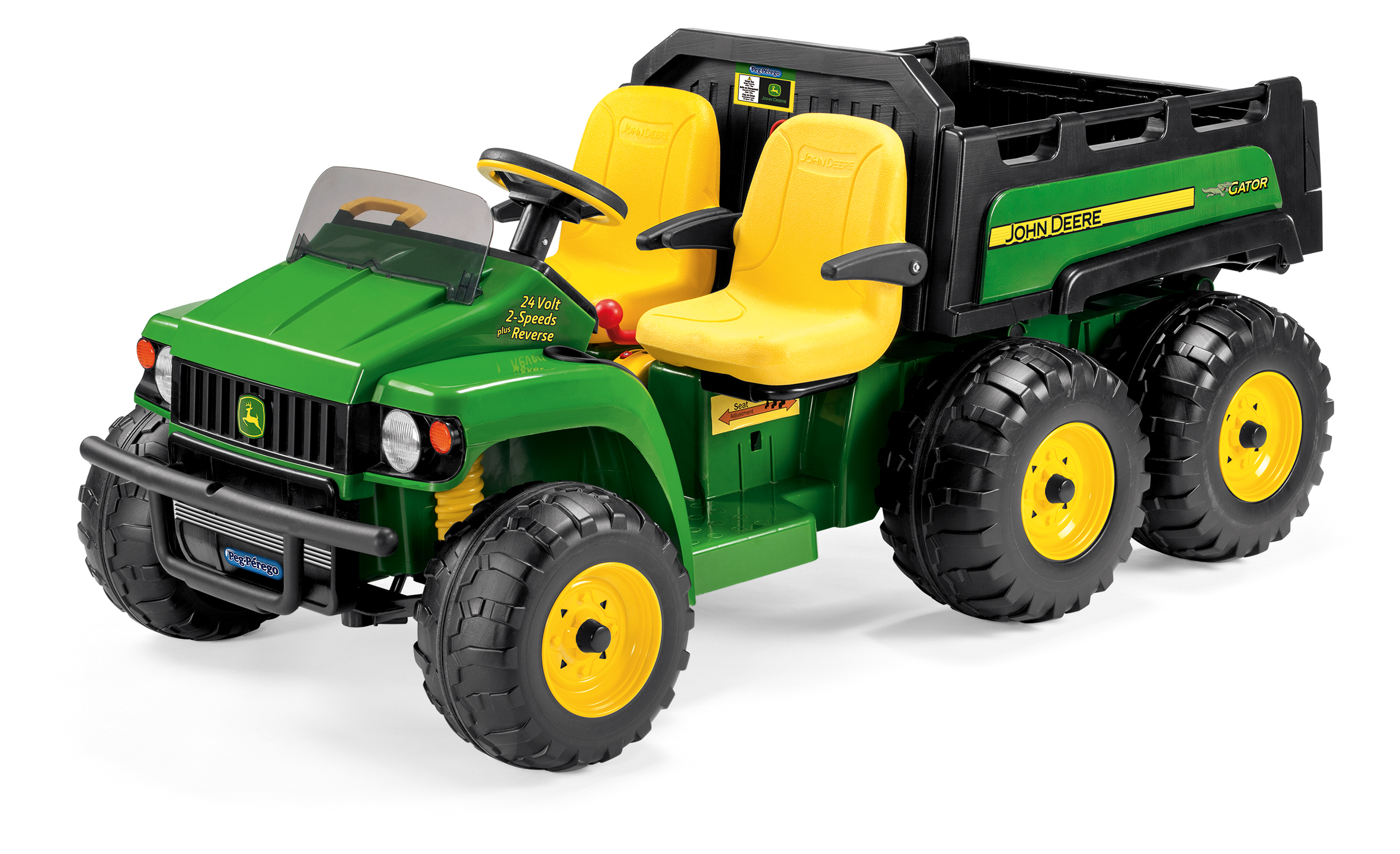 kinder gel ndewagen peg p rego john deere gator hpx 6x4 24. Black Bedroom Furniture Sets. Home Design Ideas