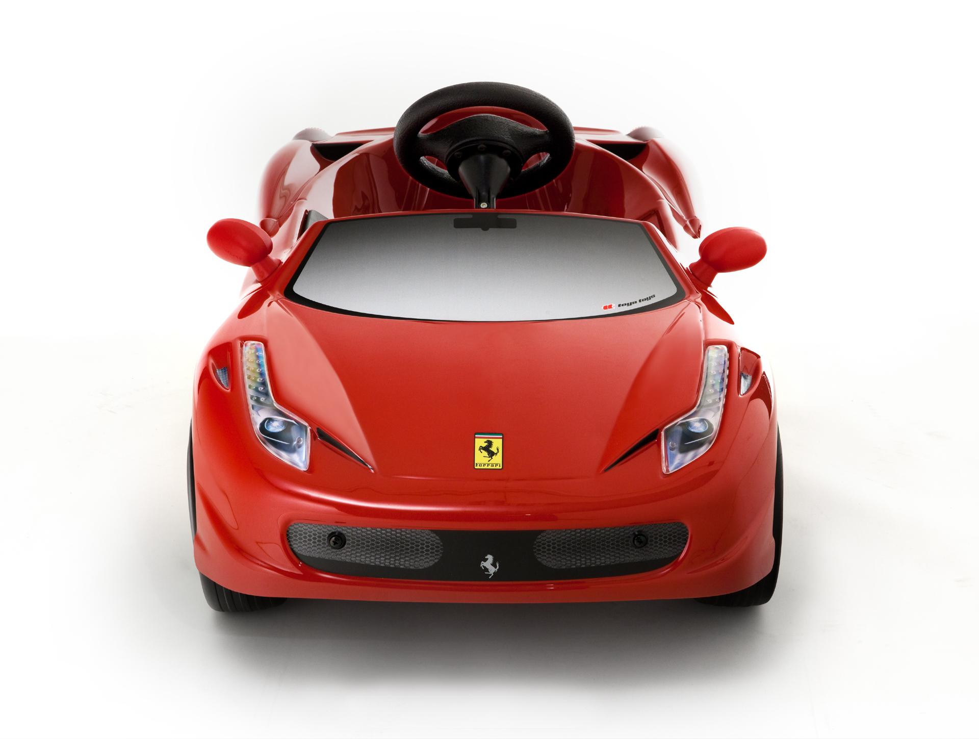 kinder elektroauto toys toys ferrari 458 challenge. Black Bedroom Furniture Sets. Home Design Ideas