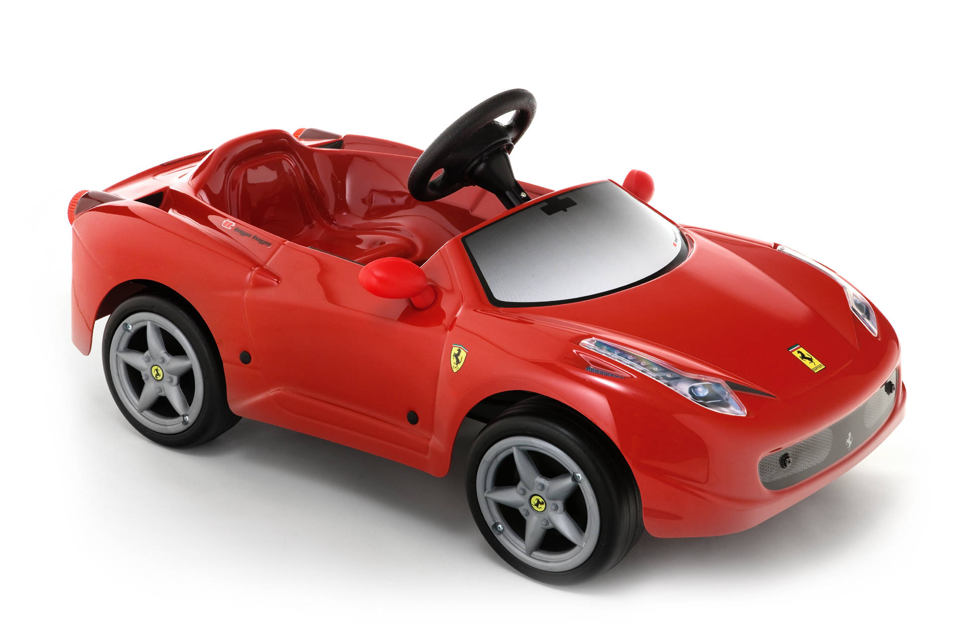 kinder elektroauto toys toys ferrari 458 challenge. Black Bedroom Furniture Sets. Home Design Ideas