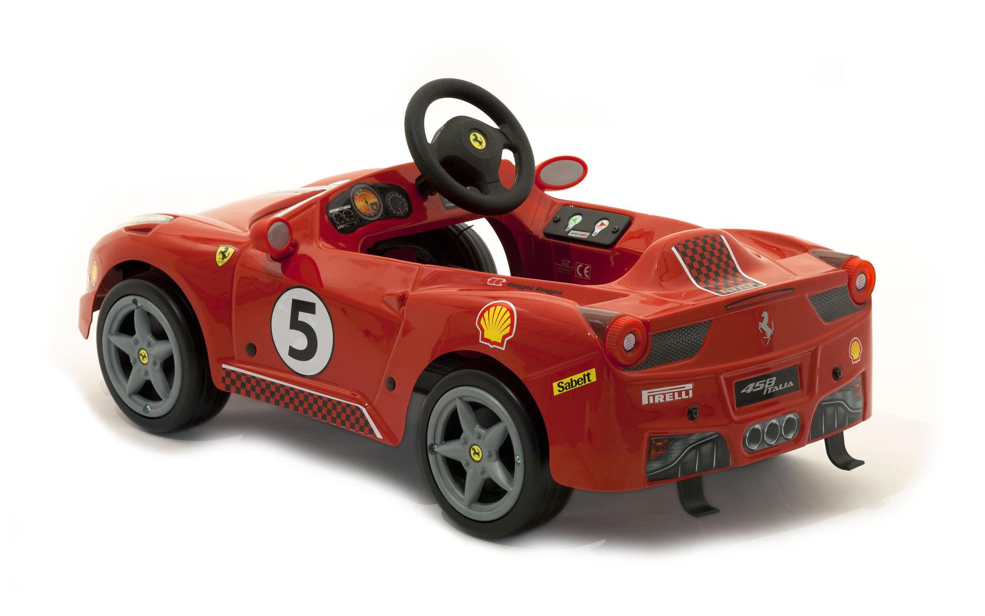 Kinder Elektroauto Toys Toys FERRARI 458 Challenge Kinderautohaus