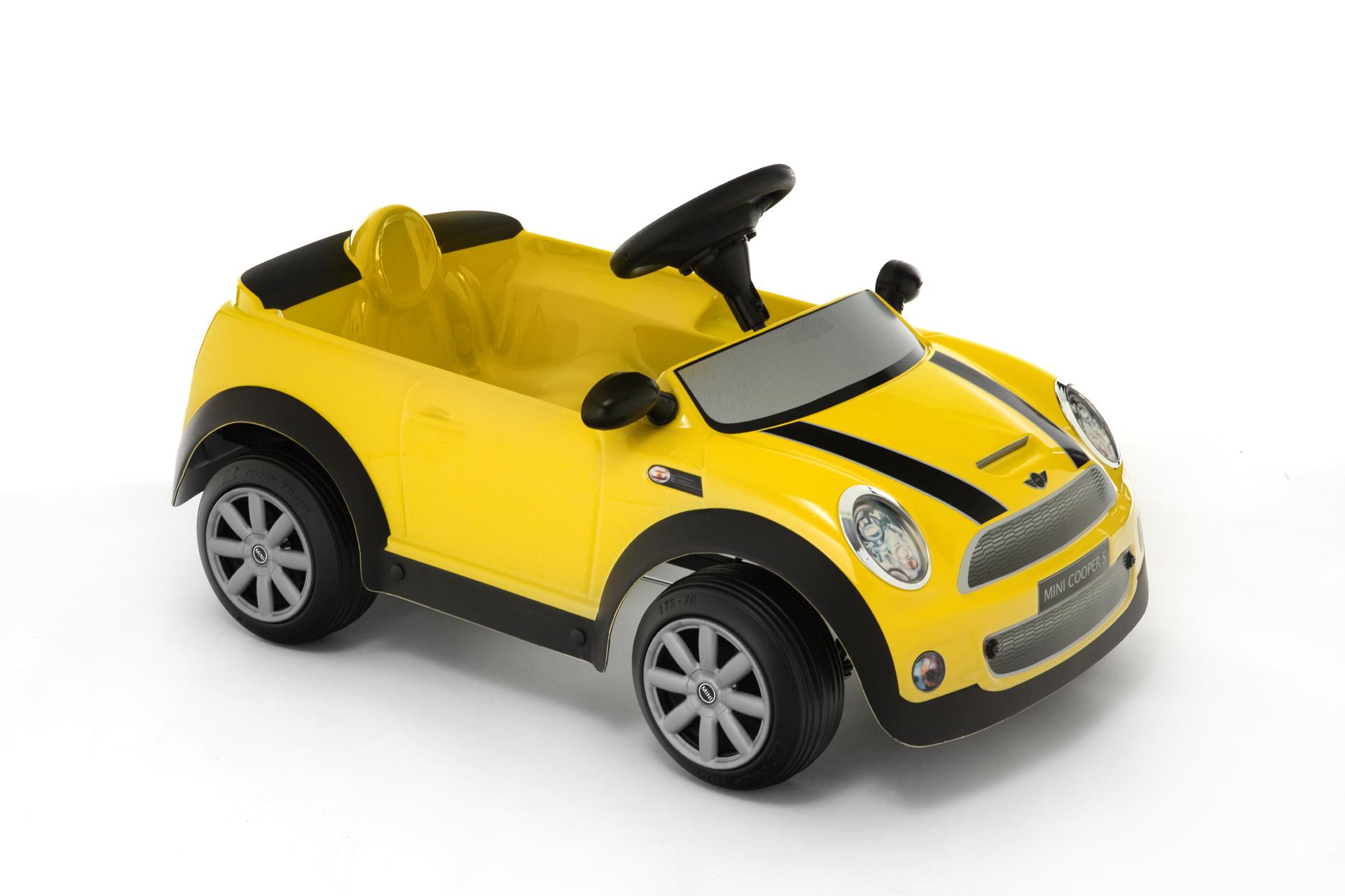 Kinder Elektroauto Toys Toys MINI Cooper S - Kinderautohaus