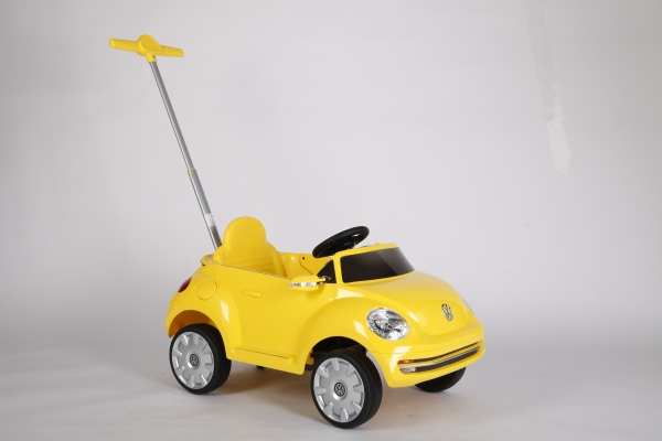 Kinder Push Buggy VW Beetle